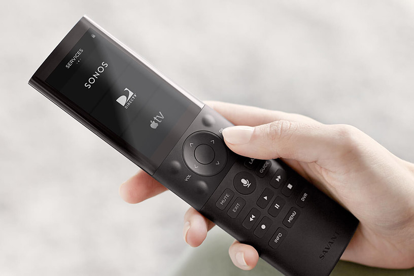 Savant Releases the Smart Home Remote