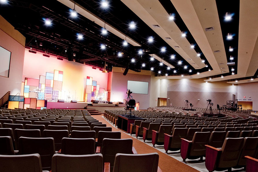 Update Your California Banquet Hall or Auditorium With Automated Audio and Video