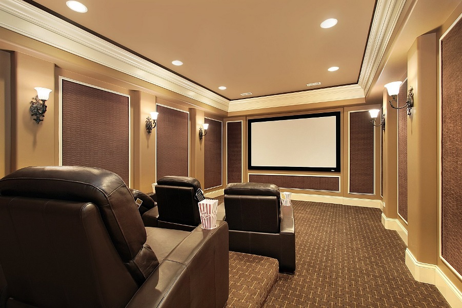 Enhance Your Irvine Home Theater with Automation