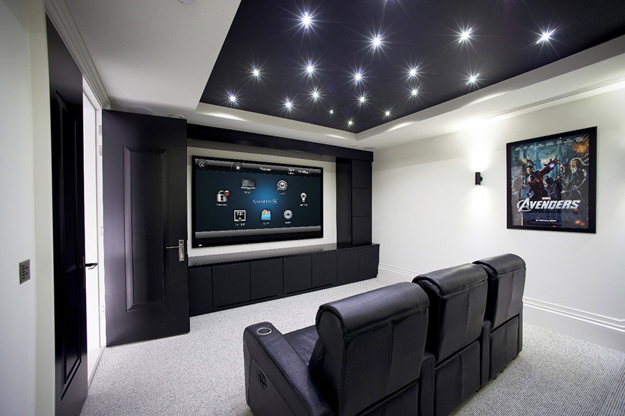 A Custom Home Theater Guide for the Californian