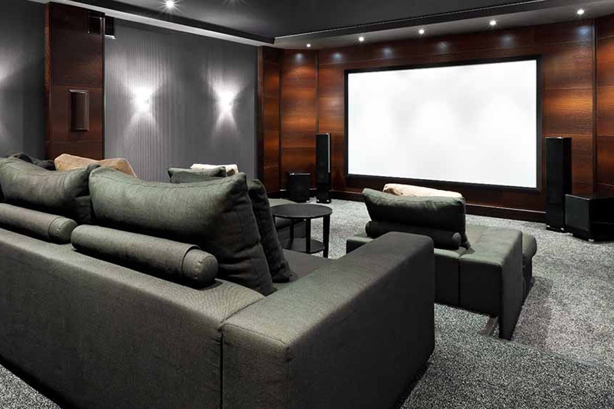 Install a Custom Home Theater For The Ultimate Entertainment Escape